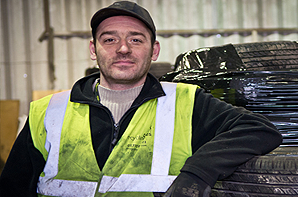 Skip Hire Network helps to sustain the Recycling Lives social welfare Charity