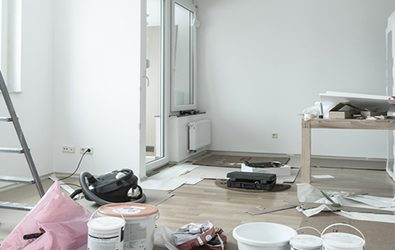Which skip should I hire for domestic renovations?