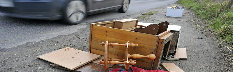 new stats from defra show that uk fly tipping is on the rise