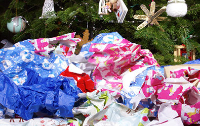the easiest ways to minimise christmas waste feature image